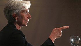 Šéfka MMF Lagardeová je vinná: Podnikateli pomohla ke stovkám milionů eur