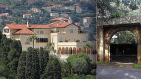Nejdražší dům světa na prodej? Ve vile ve Francii sídlil král i Angelina Jolie!
