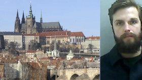 Svědek vybral čtvrt milionu na rozlučku se svobodou v Praze! Vše naházel do automatů
