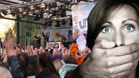 Festival se zvrhl v nechtěné orgie: 38 dívek ohlásilo sexuální napadení