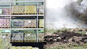 Kila brambor, léky i vařič: Takhle se Němci mají zásobit na válku