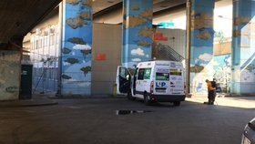 Lepší úklid po bezdomovcích U Bulhara? Magistrát chce prostor čistit pod tlakem
