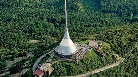 Na špičku Libereckého kraje - hora Ještěd