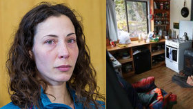 Čtyři lůžka, sporák a kamna: V této chatě na Novém Zélandu bojovala Pavlína měsíc o přežití
