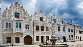 """Triumf """"perly renesance"""". Historickým městem roku se staly jihočeské Slavonice"""
