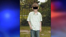 Policie našla autistu Kubu (10), který zmizel z dětského hřiště