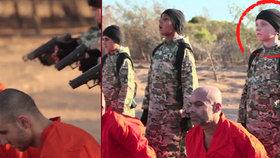 Modrooký popravčí v řadách ISIS! Vraždící chlapec je mladý Brit
