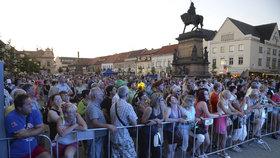 Nultý ročník festivalu Soundtrack: Dashe, Pavlíčkovi a spol. tleskalo 15 tisíc lidí!