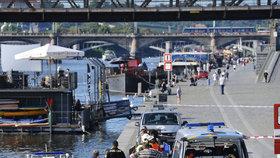 Mrtvá žena ve Vltavě: V řece byla až šest dní