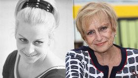 Zemřela Věra Čáslavská (†74): Před smrtí jí našli dva nové nádory