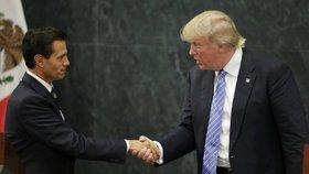 Trump hodlá masově vyhošťovat imigranty. Mexiko se děsí milionu navrátilců