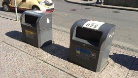 Víc podzemních kontejnerů v Praze 8: Najdete je v Karlíně, Libni nebo Bohnicích