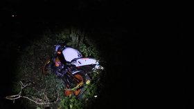Motorkáři setřásli policisty: Ujížděli před nimi na motorce s kradenou SPZ