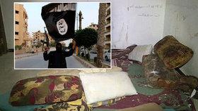 Hrůzný pohled: V Sýrii objevili vězení ISIS pro sexuální otrokyně