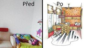 Proměna dětského pokoje: Jak udělat místo pro dalšího potomka?