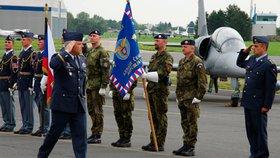 Velitel vzdušných sil Armády ČR: Naše letectvo má 4300 mužů a žen v uniformě