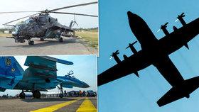 Na letišti v Hradci Králové se představí 90 strojů, největší letecká show začíná!