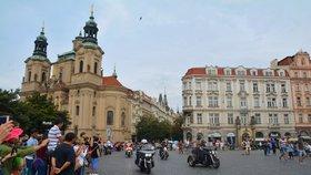 Praha 1 si chválí vyšší bezpečnost. Další problémy mají odhalit chytré kamery