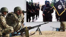 Turecká armáda vymýtila ISIS na hranicích se Sýrií, tvrdí Ankara