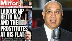 Politický skandál: Ženatý poslanec si užíval s prostituty a fetoval