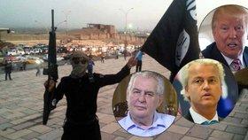 Zeman i Trump jsou blouznivci. Mají hodně společného s ISIS, zní z OSN