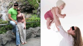 Zuzana myslela, že našla lásku na celý život: Marek jí rozšlapal dítě v břiše!