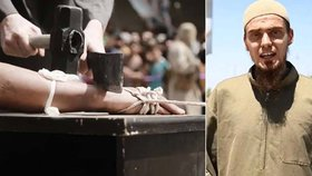Němec konvertoval k islámu. Christian pro ISIS bičuje lidi a pomáhá sekat ruce