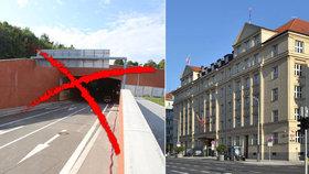 Zavřete Blanku! Praha 6 vyráží do boje proti magistrátu. Chce ulevit dopravě