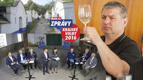 Zadusí vinaře boj proti pančování vína? Víme, jak to vidí Hašek a jeho soupeři