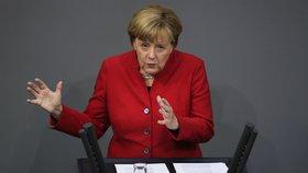 Merkelová: Terorismus do Německa nepřinesli uprchlíci
