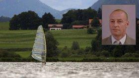 Smutek na brněnské univerzitě: Při windsurfingu zemřel oblíbený profesor