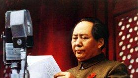 Vydražily se spisy diktátora Mao Ce-tunga. Za více než 20 milionů korun
