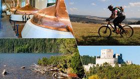 Vydejte se na dovolenou do Plzeňského kraje