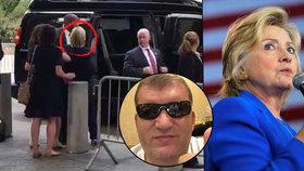 Fanoušci Trumpa oslavují Čecha, co natočil kolaps Clintonové. Už má své miliony?
