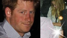 Bývalka prince Harryho neudržela nohy u sebe: Cressida Bonas ukázala růžovou!