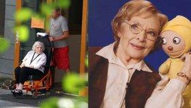 Babička z kouzelné školky trpí: Přišla o sluch a trpí trýznivými záchvaty