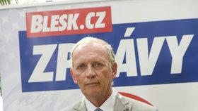 Alexander Černý (KSČM): Do Československé lidové armády bych nastoupil znovu