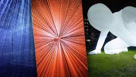 Prahu opět rozzáří Signal festival. Letos poprvé se koná i přes den