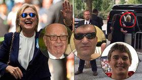 Jak jim miliardář nabídl podíl? Syn Čecha, který točil kolaps Hillary, promluvil