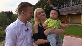 Martin Chodúr prozradil detaily jeho svatby! Bude dřív než druhé dítě?