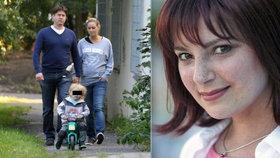Syn (5) herečky Zuzany Dřízhalové (†36), kterou zabila rakovina: Zjistil, že je adoptovaný!