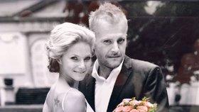 Kuchařský kat z MasterChef Marek Raditsch se oženil. Veselka se konala v lázeňském městě