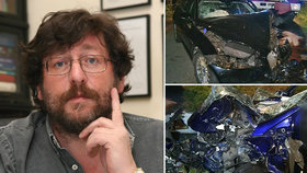 Sexuolog Weiss způsobil nehodu, při které zemřel otec s dcerou: Soud potvrdil trest