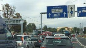 Nátlaky Prahy 6: Radnice volá po dostavbě okruhu: Na hlavní tahy jinak umístí závory