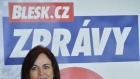 Lídryně Nechybová z ProKraj vysvětlovala puč proti Babišovi: Pro voliče cokoliv