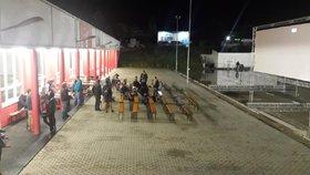 Na film o romských fotbalistech přišlo 44 diváků. Dokument Brňany ani chuligány nezajímal