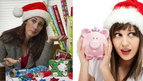 Vánoce za pár korun: Tipy, jak zvládnout svátky, když máte hluboko do kapsy!