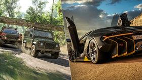 Forza Horizon 3 recenze: Závodní hra roku? Jo!