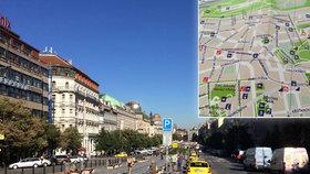 Praha má novou mapu pro pěší: Odkud je lepší prchnout a kam naopak jít?