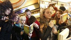 Harry Potter opět v Česku